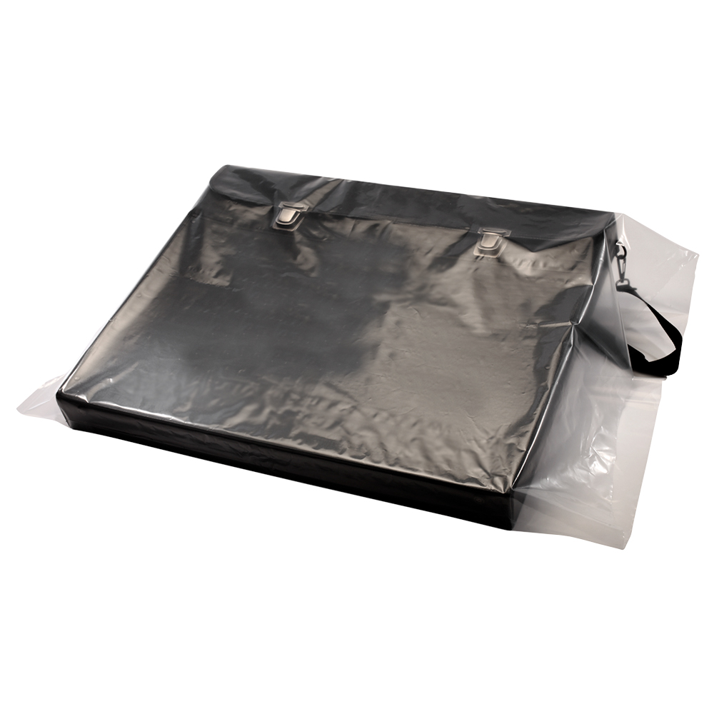Clear Lay Flat Bags 12 x 20 x 8 Mil case:250