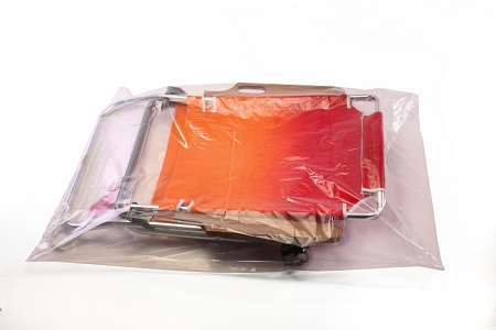 VALUE Clear Lay Flat Poly Plastic Bags 18 x 24 x 1 Mil Case:1000