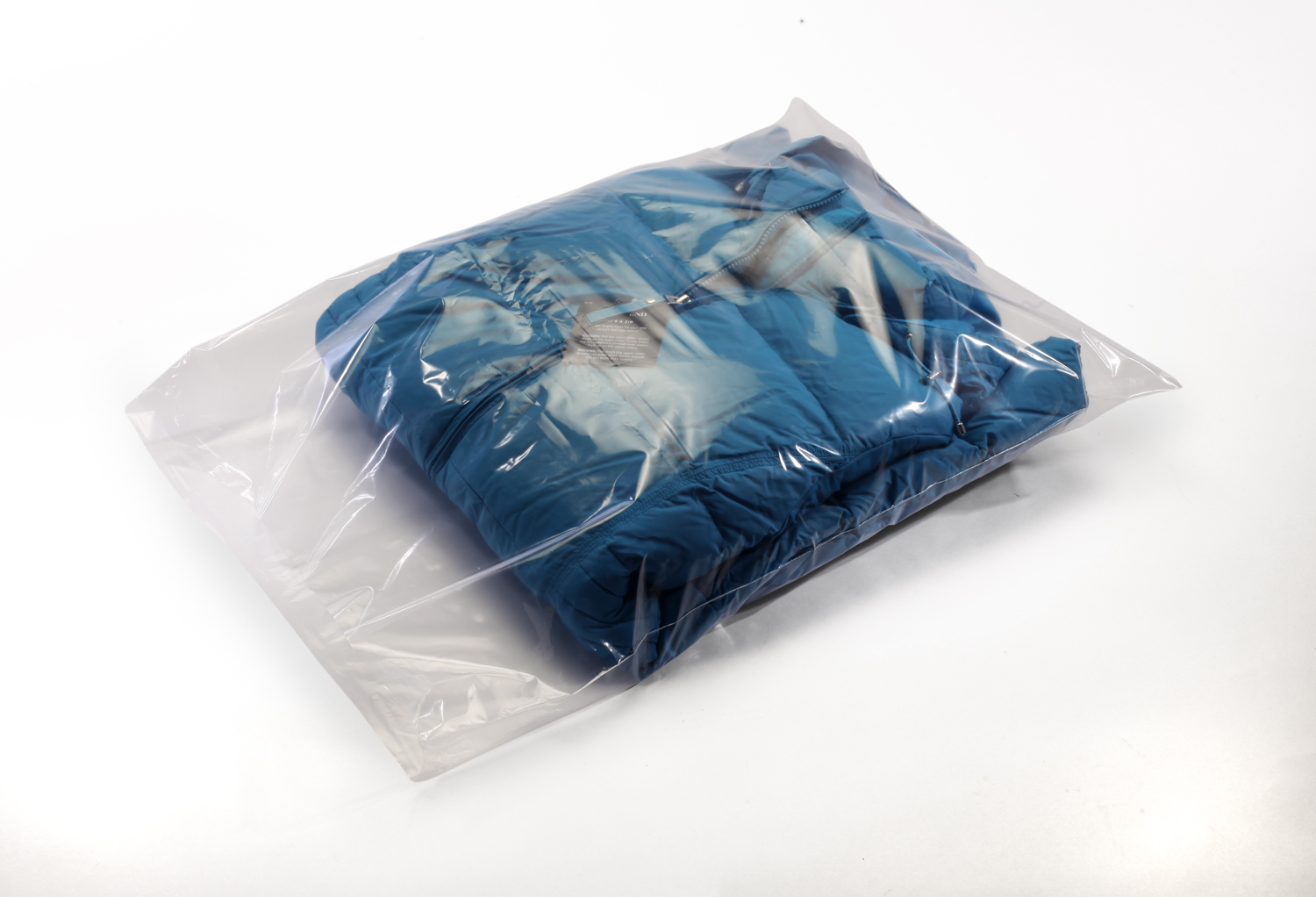 VALUE Clear Lay Flat Poly Plastic Bags 12 x 18 x 1 Mil Case:1000