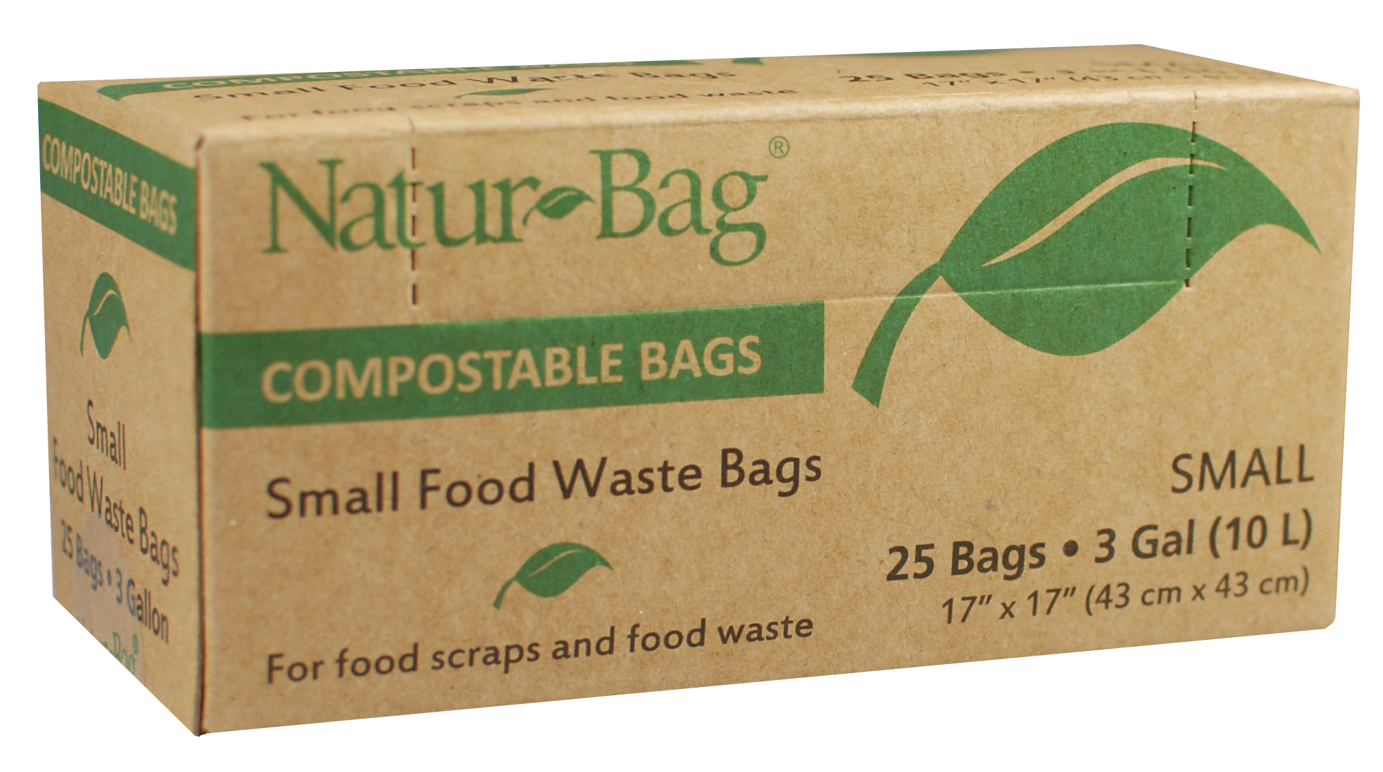 3 Gallon Compole Trash Bags 0 65 Mil 16 Tap To Expand