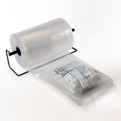 Flat Poly Bags on Rolls