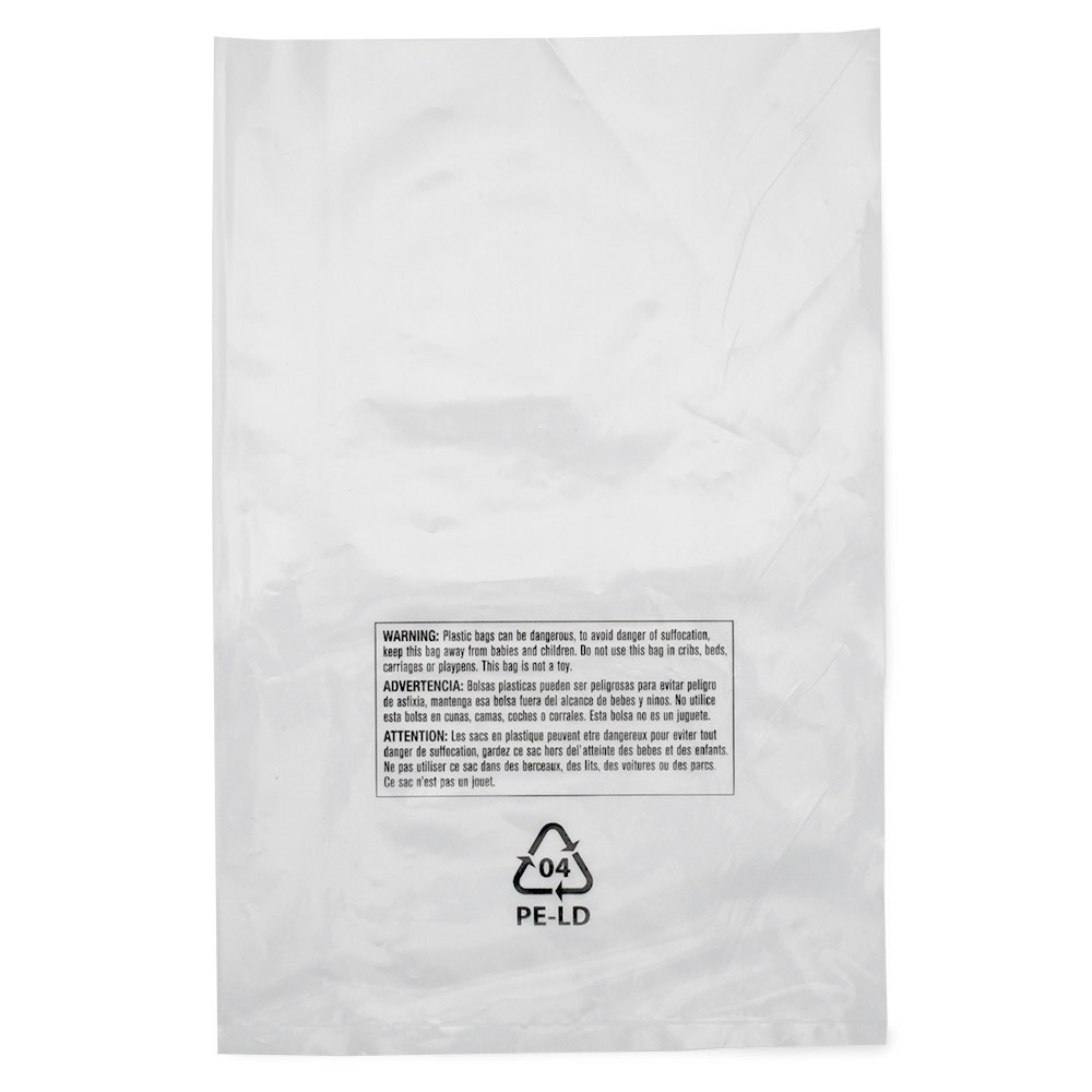 Suffocation Warning Bags