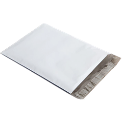 200 10x13 white poly mailer *2.5mil best quality*made of pure plastic material*