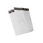 10x13 Poly Mailers Envelopes Shipping Bags White  2.5 mil Size 3 case:500