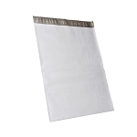 14 x 17 Poly Mailers Envelopes Shipping Bags White 2.5 mil case:100