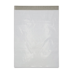 19 x 24 Poly Mailers Envelopes Shipping Bags White Perforated 2.5 mil Case:50
