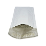 4x8 Poly Bubble Mailers White Self Sealing Shipping Padded Envelopes Size#000 case:500