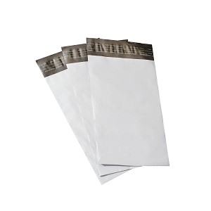 6x9 Poly Mailers Envelopes Shipping Bags White 2.5 mil Size 0 case:1000