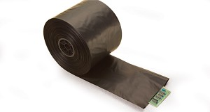 Black Conductive Tubing 6 x 750 ft x 4 Mil Roll:750