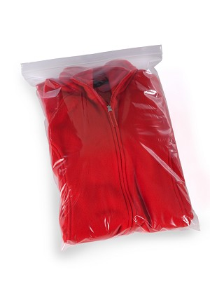 Zip Reclosable Lock Bags 10 x 13 x 2 Mil Case:1000